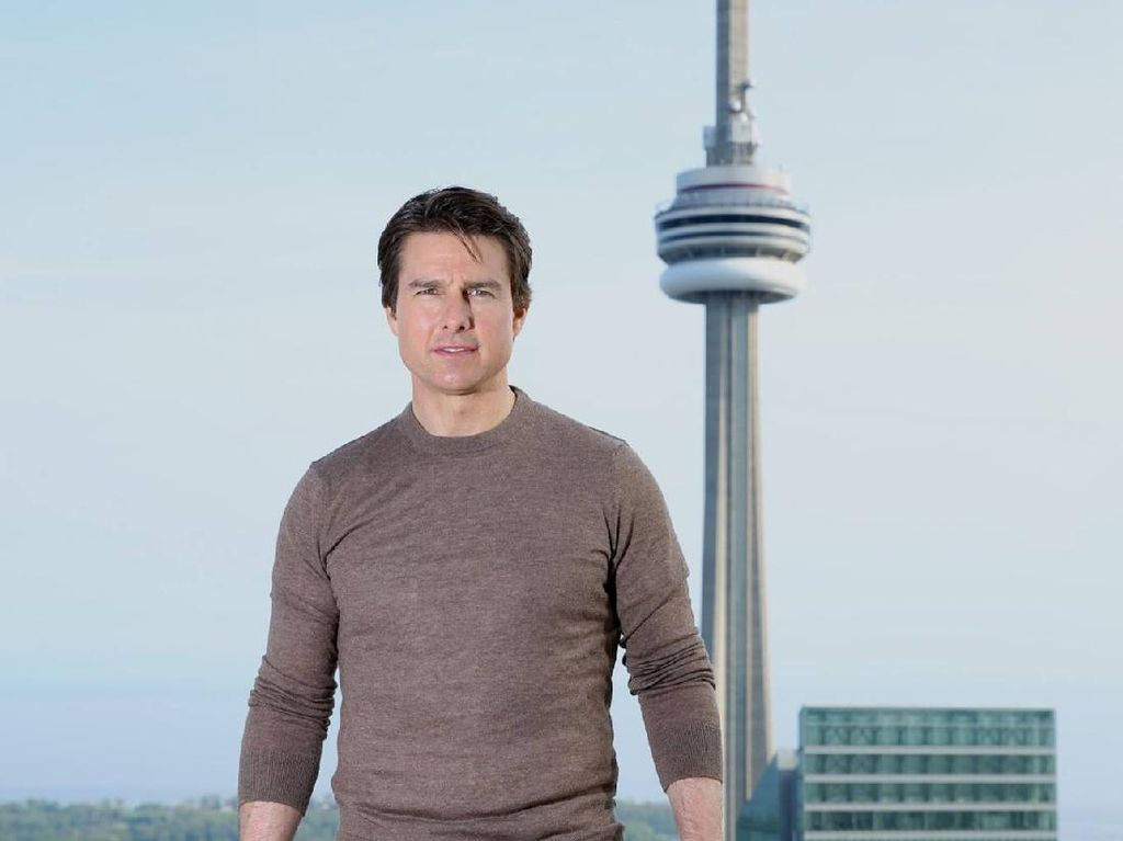 Khawatir COVID, Tom Cruise Hentikan Lagi Syuting Mission Impossible