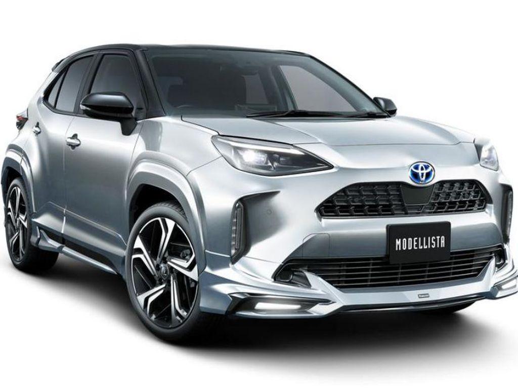 Toyota Yaris Cross Tampil Mewah dan Elegan dengan Bodykit Modellista