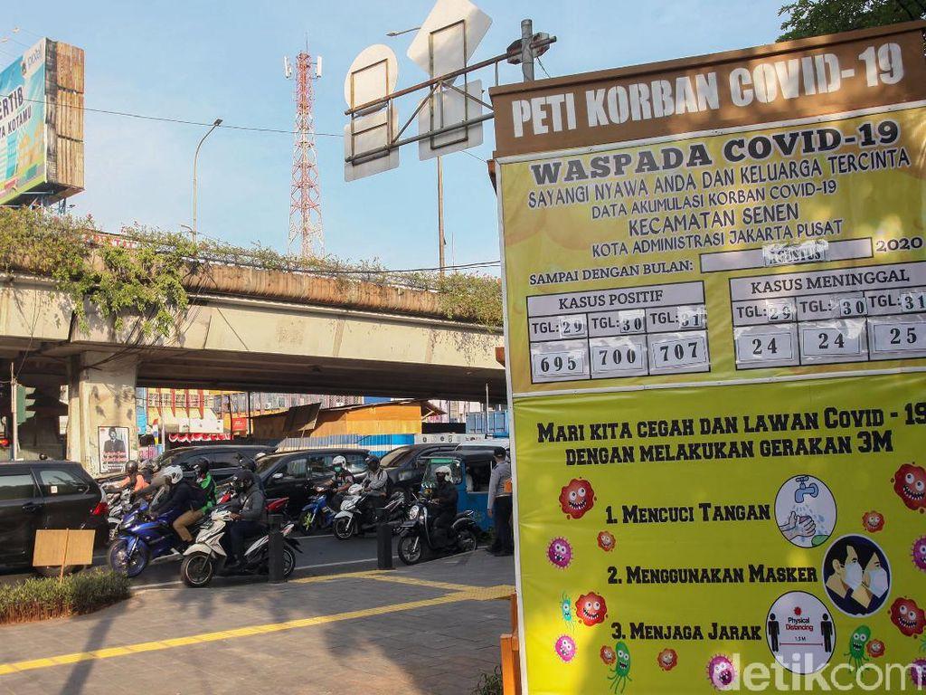 Warga DKI-Jatim Merasa Kebal Corona, Kenapa Ada yang Remehkan Pandemi?
