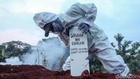 Alert! Kasus Kematian Corona di 13 Provinsi Naik Selama 6 Hari Terakhir