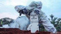 Rekor ke-4 Kalinya di Januari, Ini Sebaran 346 Kasus Kematian Corona RI