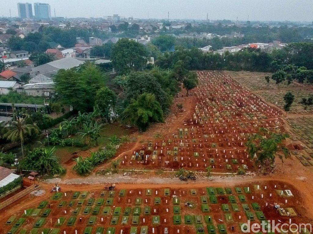 6 Bulan COVID-19 di Indonesia, Kematian pun Terus Meningkat