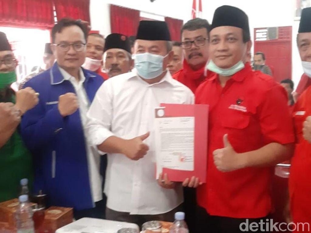 Wakil Walkot Petahana Jadi Jagoan PDIP di Pilkada Kota Pekalongan