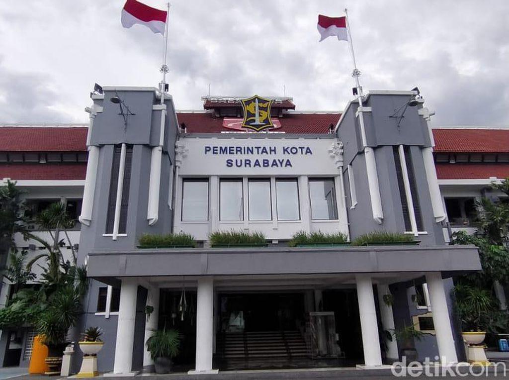 Sanksi Menanti Bagi ASN Surabaya yang Bolos Kerja Hari Ini