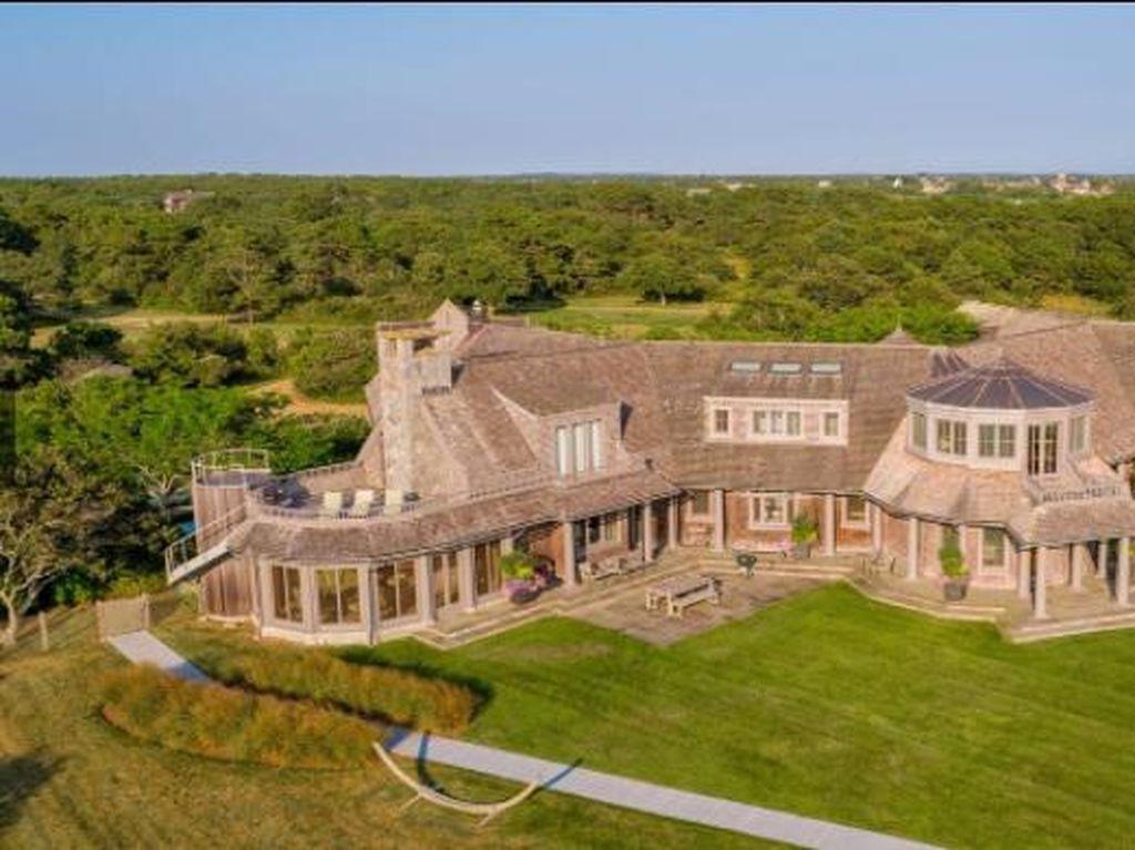Barack Obama Beli Rumah Mewah Rp 171 M, Begini Jeroannya