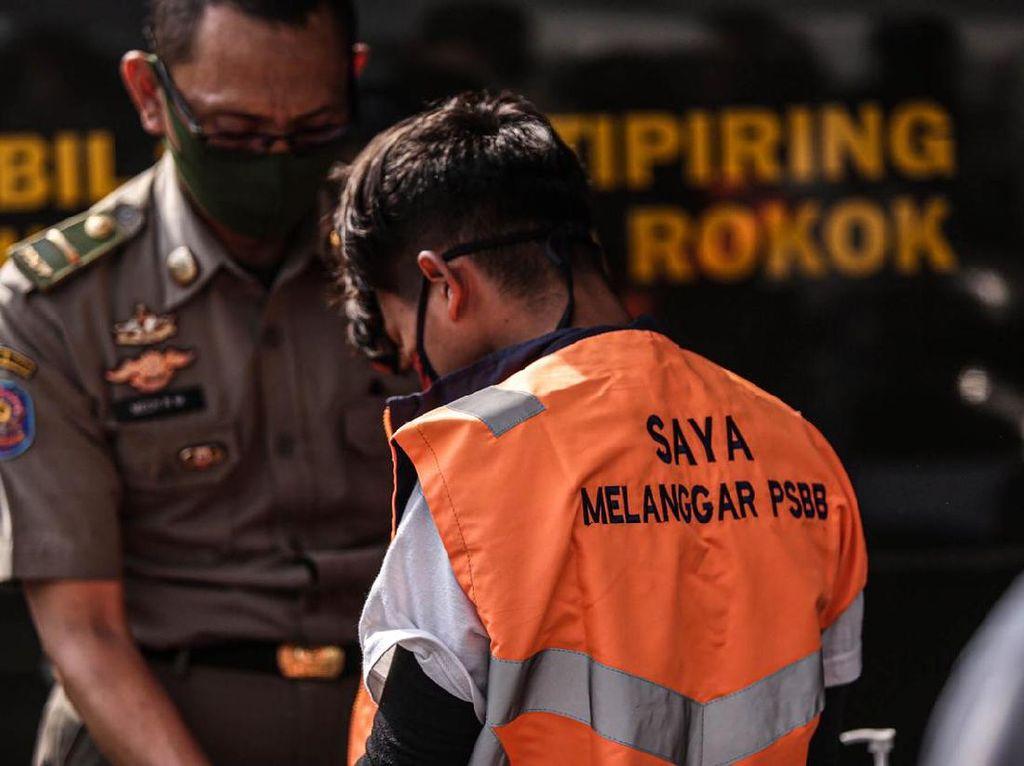 Langgar Protokol Kesehatan, 9 Tempat Usaha di Bogor Didenda