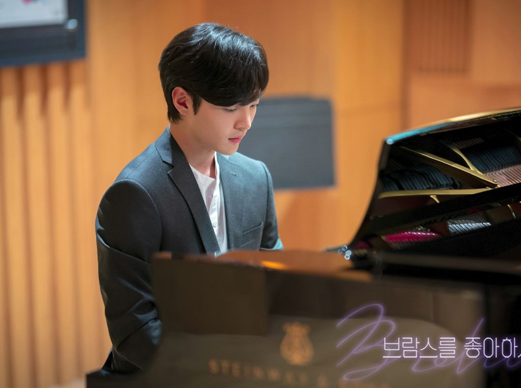 Kim Min Jae Tertekan Jadi Pianis di Do You Like Brahms?