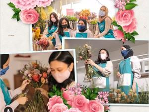 Peduli Bumi, Saskara Hadirkan Florist yang Eco Friendly
