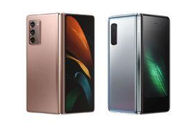 Perbandingan Ponsel Sultan Galaxy Z Fold 2 dan Galaxy Fold