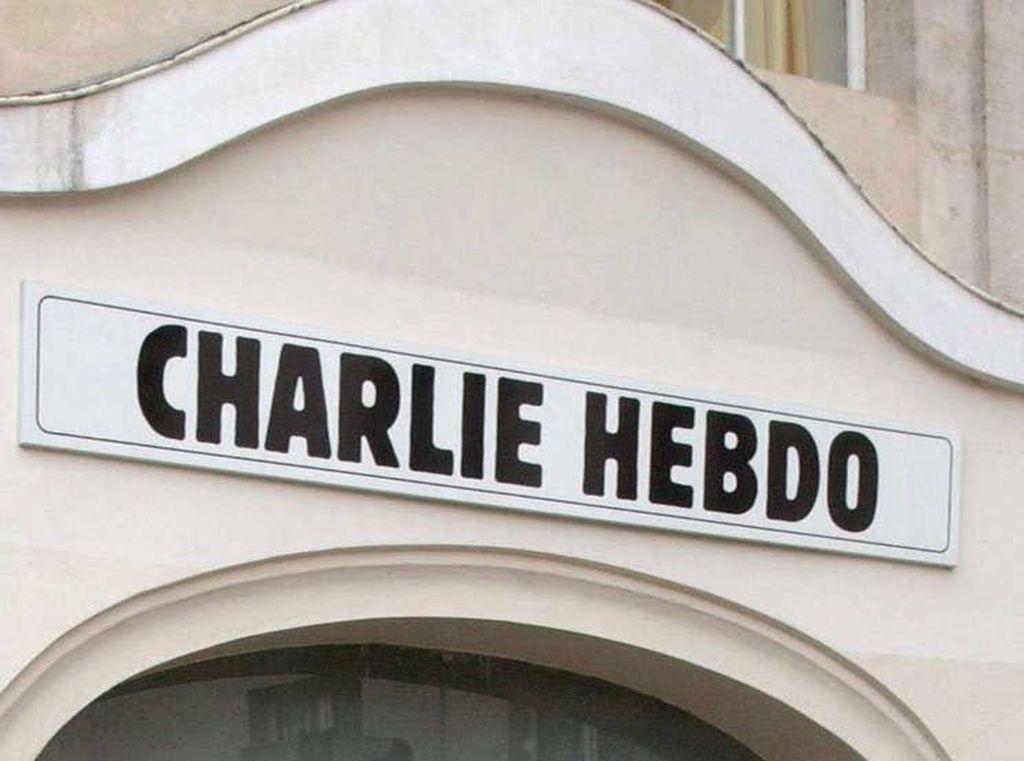 Tersangka Positif COVID-19, Sidang Kartun Nabi Muhammad Charlie Hebdo Ditunda