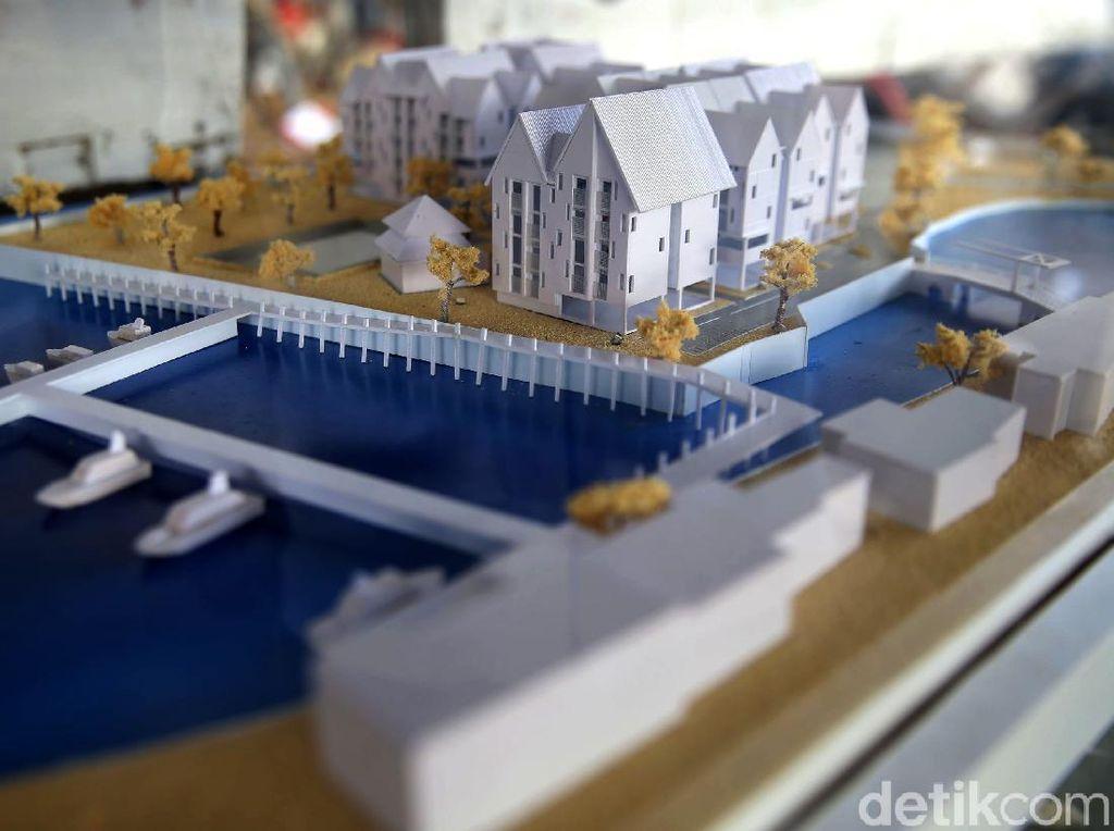 Kampung Susun Akuarium Siap Dibangun Tanpa APBD