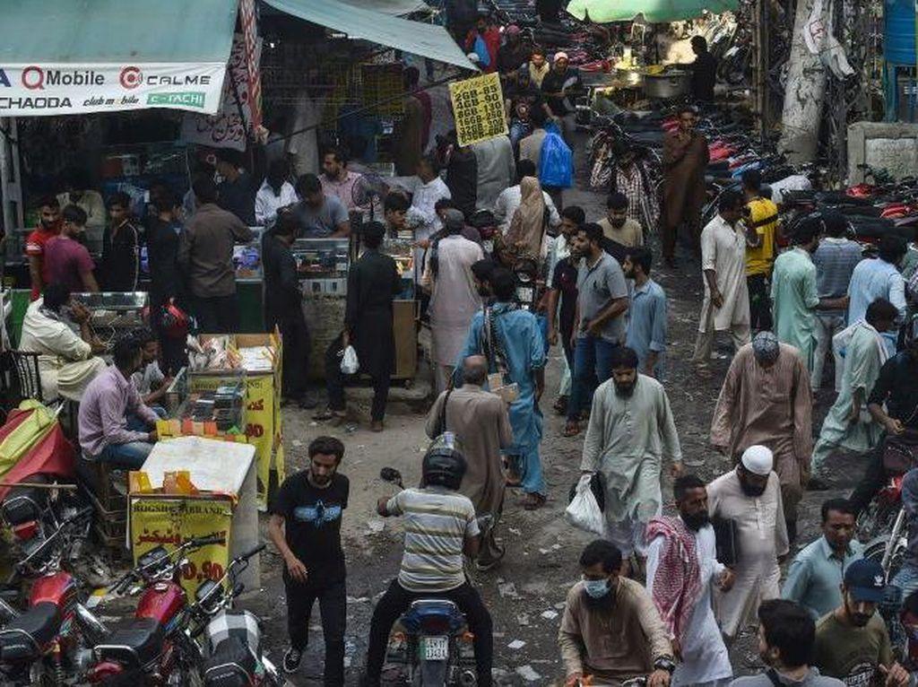 Kasus Corona di Pakistan Mulai Turun, Pakar Kesehatan Malah Bingung