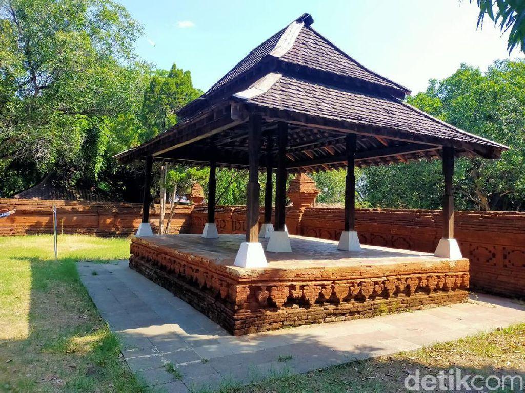 Mengenal 5 Bangunan Bersejarah Siti Inggil di Keraton Kasepuhan