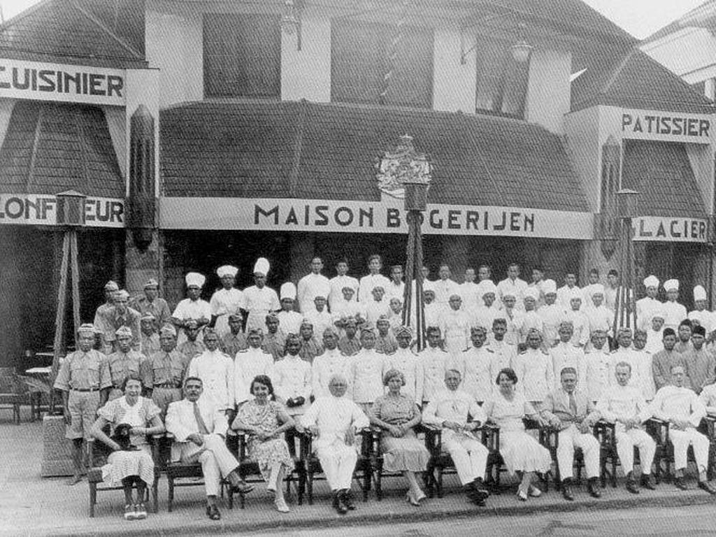 Klasik! Ini Braga Permai, Restoran Era Kolonial Belanda di Bandung
