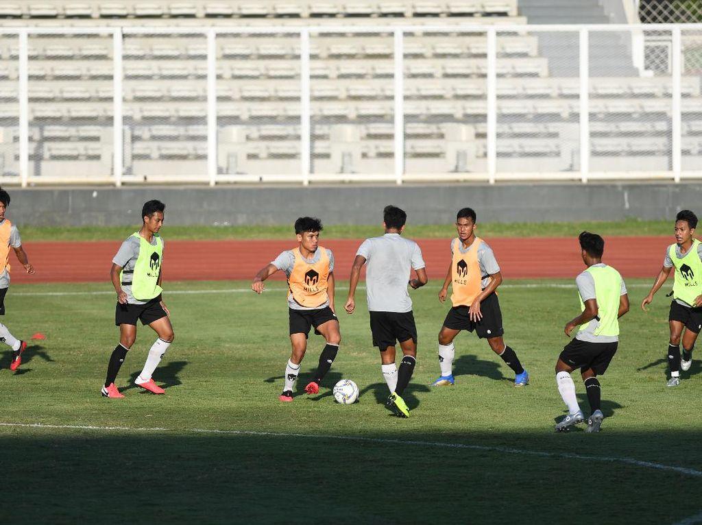 Laga Timnas Indonesia U-19 Vs Bulgaria Disiarkan Langsung Lo
