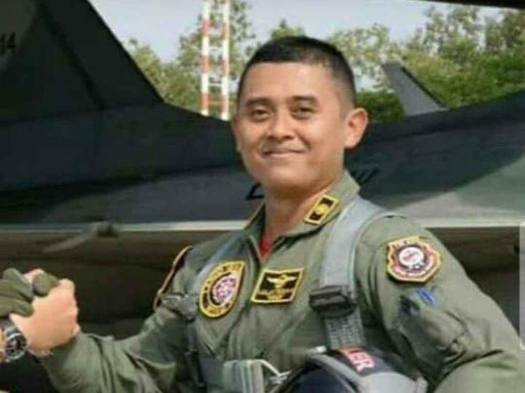 Pilot Pesawat Tempur TNI AU yang Tergelincir di Madiun Meninggal Dunia