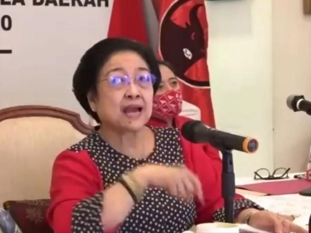 Kata Megawati Dibully Gegara Generasi Milenial Jangan Dimanja