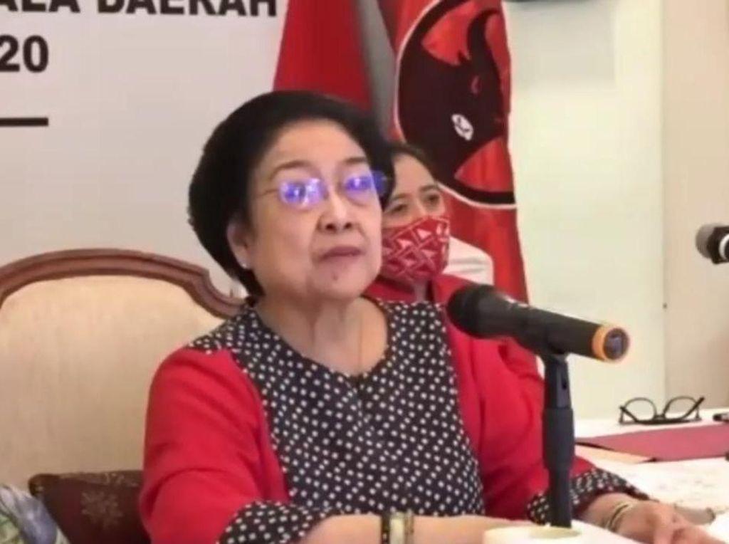 Megawati Cerita Sukarno Diminta Punya Pacar Orang Belanda