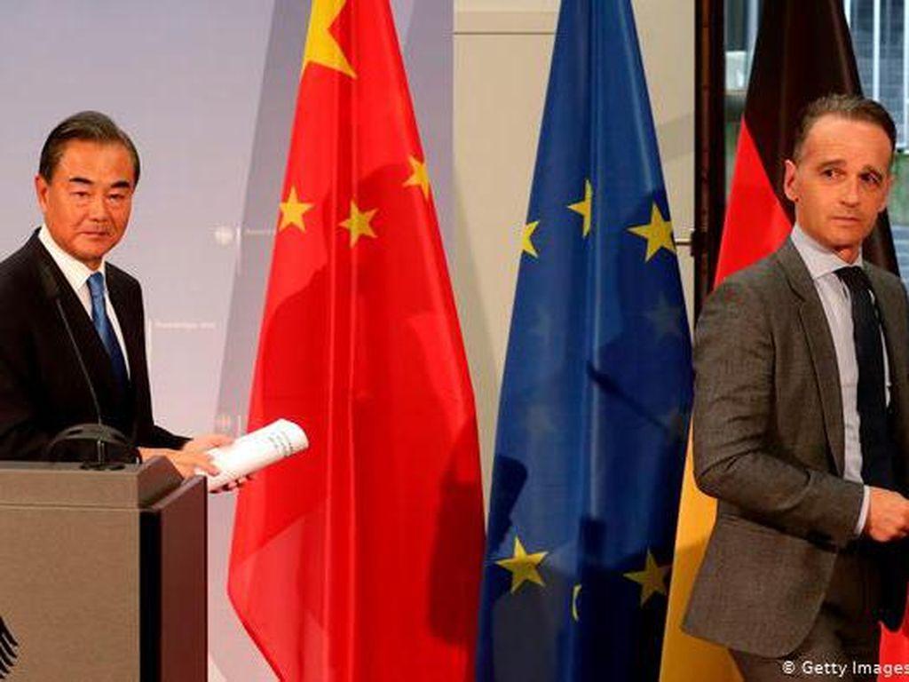 Aktivis Hong Kong Minta Jerman Jatuhkan Sanksi ke Pejabat China