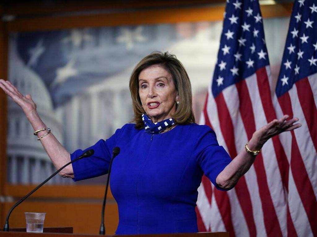 Rusuh di Capitol Usai, Kongres Pengesahan Kemenangan Joe Biden Dilanjutkan