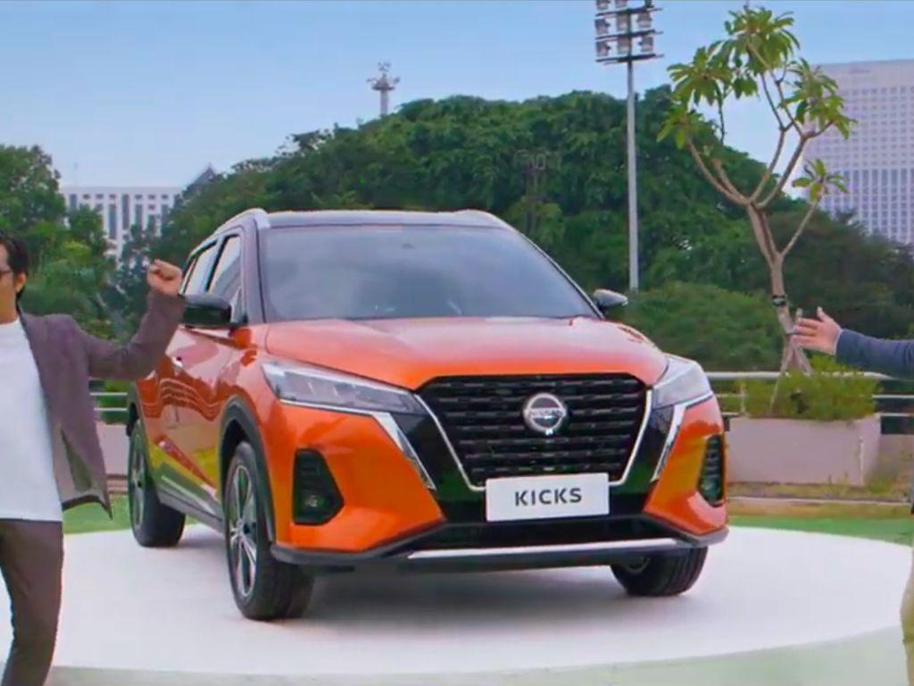 Nissan Kicks e-Power Meluncur di Indonesia Seharga Rp 449 Juta