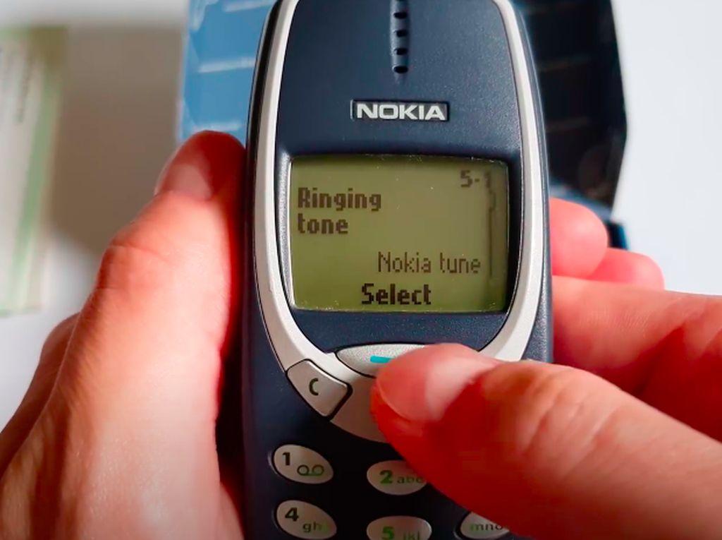 Nokia Masih Jadi Merek HP Terpercaya