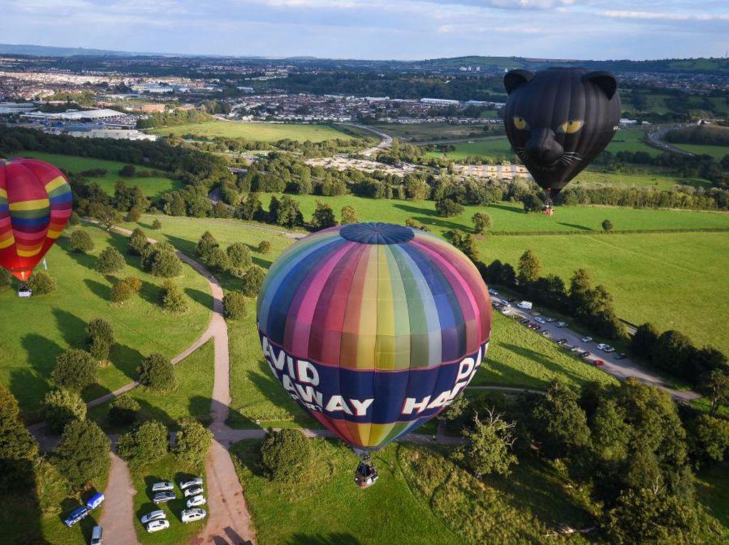 Kisah Penemuan Balon Udara, Pertama Kali Terbang Tahun 1783