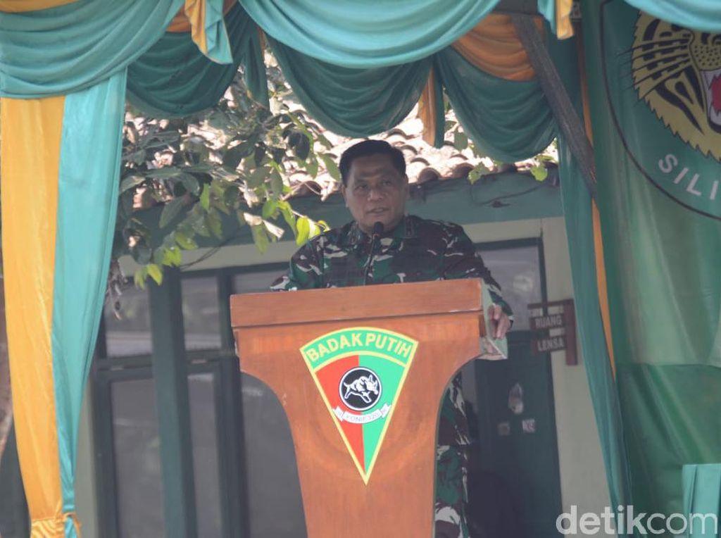 Soal Penyerangan Polsek Ciracas, Pangdam Siliwangi: Jangan Terprovokasi!