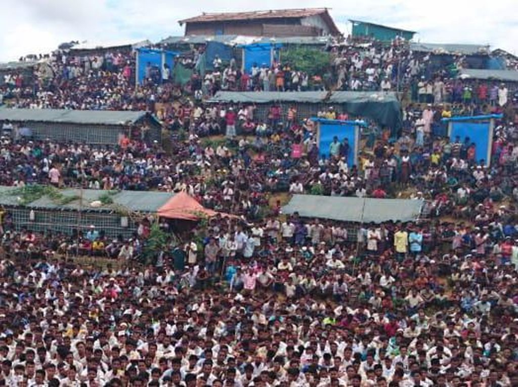Pengungsi Rohingya Minta Mahkamah Pidana Internasional Bersidang di Asia