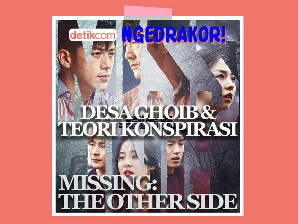 Podcast ngedrakor!: Missing The Other Side, Kesasar di Desa Orang Mati