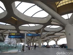 5 Proyek yang Diresmikan di Tengah Pandemi: Bandara hingga Stadion