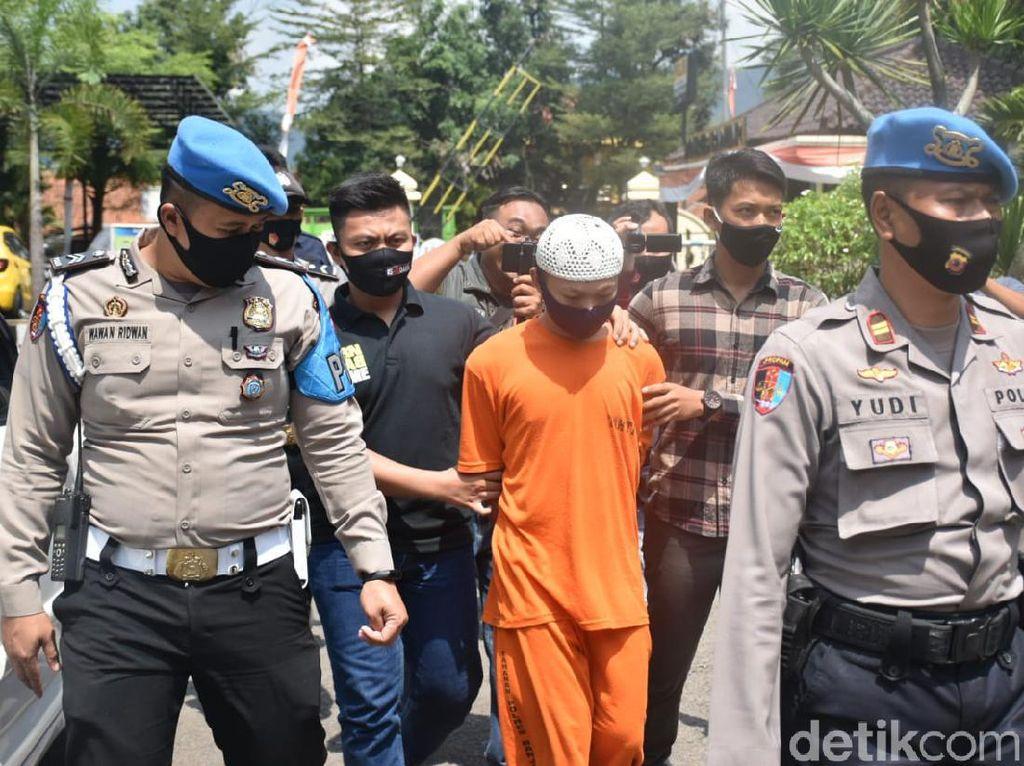 Coba Perkosa Ibu Muda, Tukang Kredit di Banjar Ditangkap Polisi