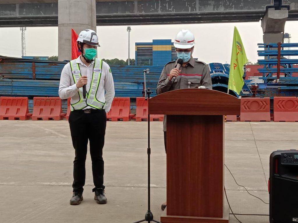 Jokowi Mau Kereta Cepat Bablas ke Surabaya, Ini Kata KCIC