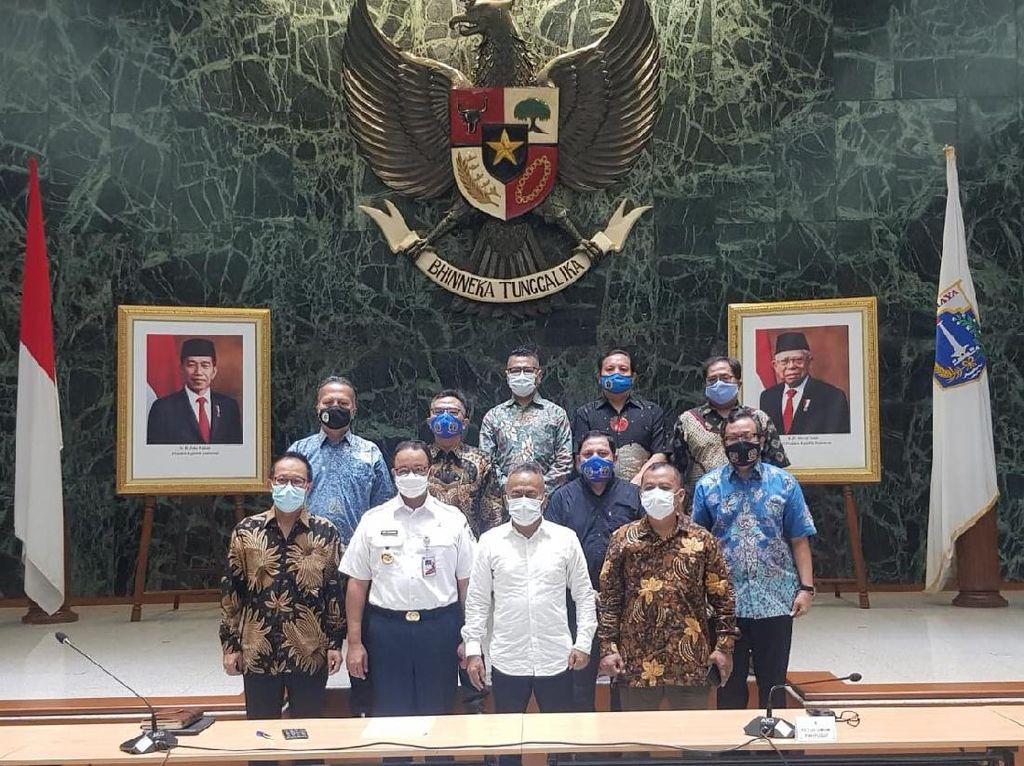 Anies Terima Usulan PWI Pusat, HPN 2021 Akan Digelar di Jakarta