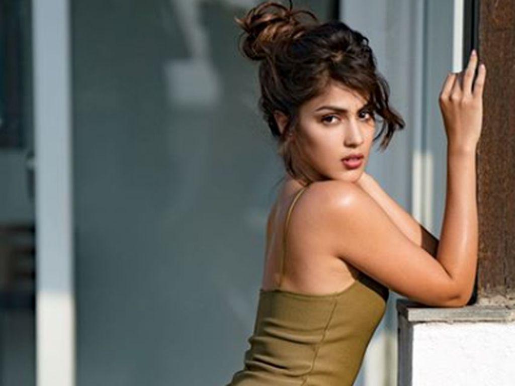 Aktris India Rakul Preet Singh Terseret Kasus Narkoba Rhea Chakraborty