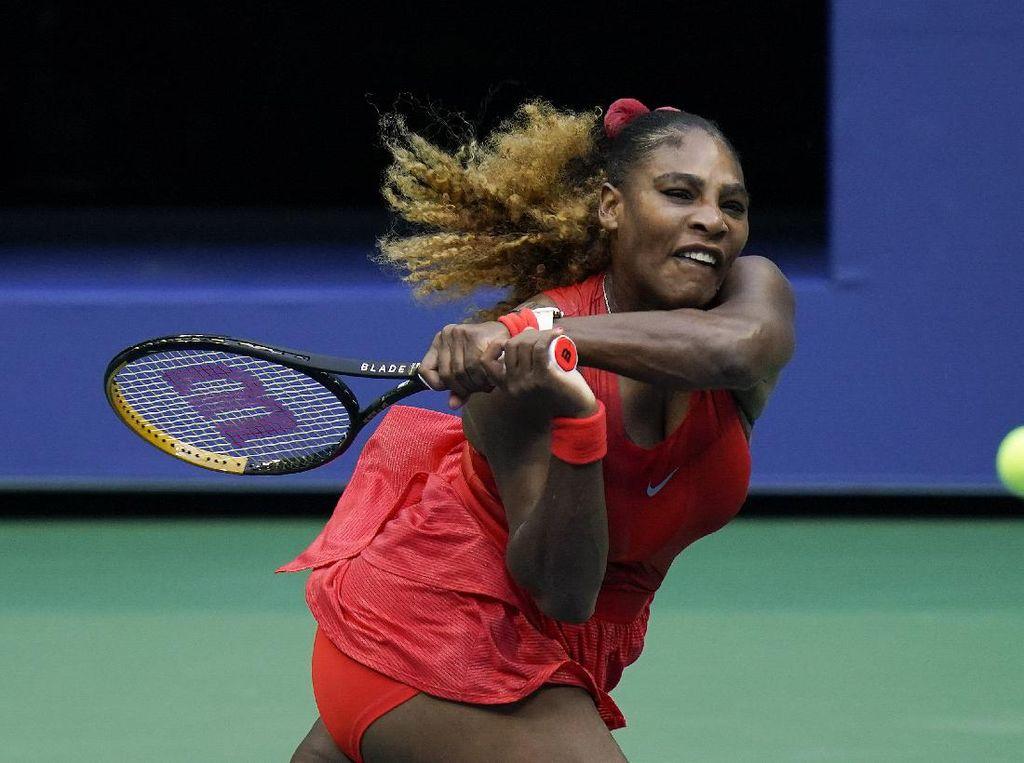 AS Terbuka: Serena Menang Straight Set, Clijsters Langsung Tumbang