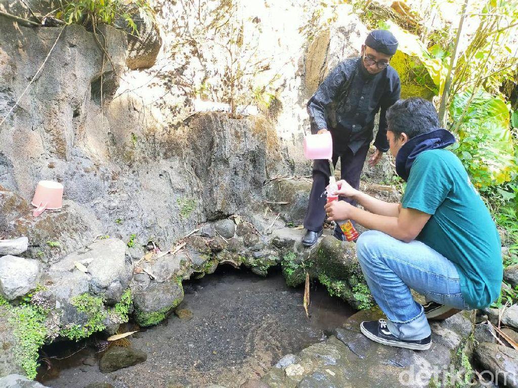 Foto: Mata Air Sumber Kehidupan Masyarakat Desa Wisata Cibuntu