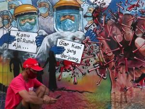 Sudah 6 Bulan Penularan Corona di Indonesia Naik, Apa yang Bisa Dilakukan?