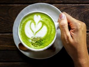3 Langkah Meracik Matcha Latte yang Harum Creamy