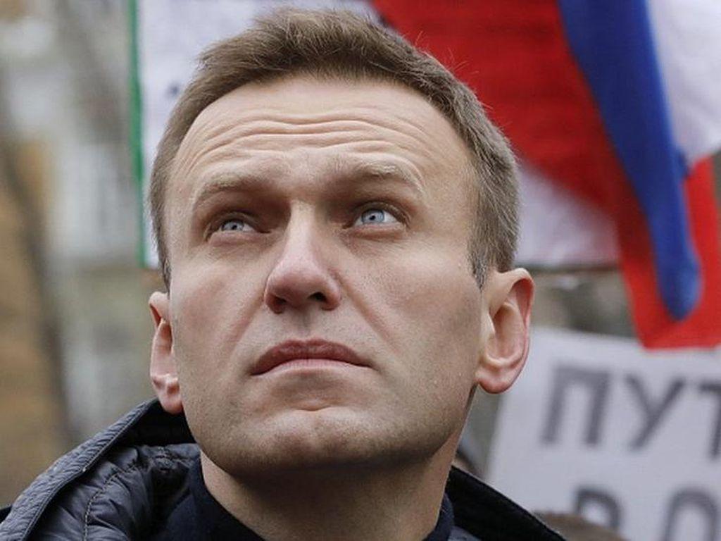Dijebloskan ke Bui, Navalny Sebut Putin Peracun Celana Dalam