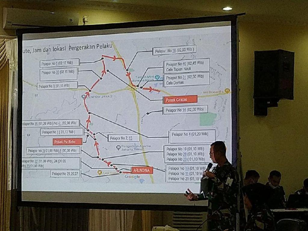 Pernyataan Lengkap RSPAD soal Kondisi 3 Korban Penyerangan Polsek Ciracas