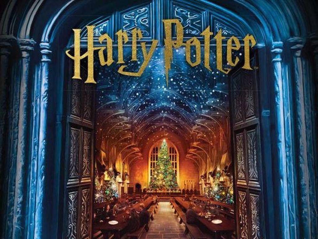 Buku Harry Potter soal Perayaan Natal di Hogwarts Dijual Rp 295 Ribu