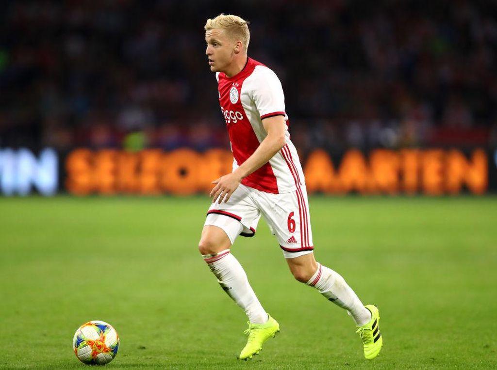 Van de Beek Gagal ke Real Madrid karena...