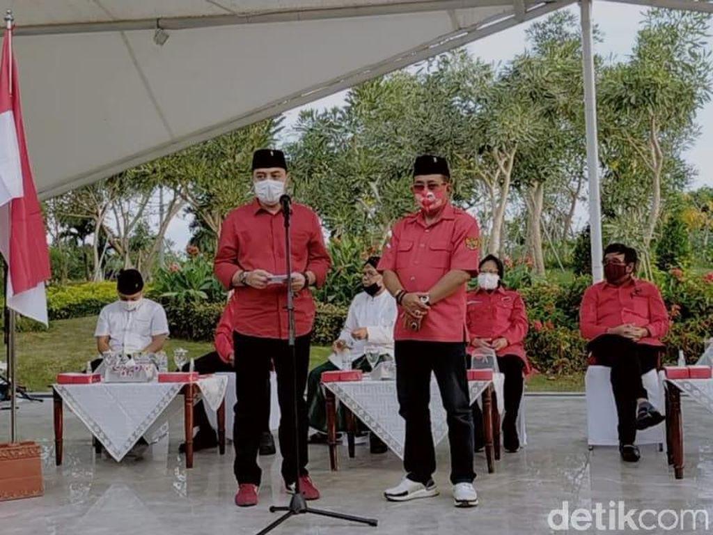 Deklarasi Eri-Armuji di Taman Harmoni Dikecam Anggota DPRD Surabaya