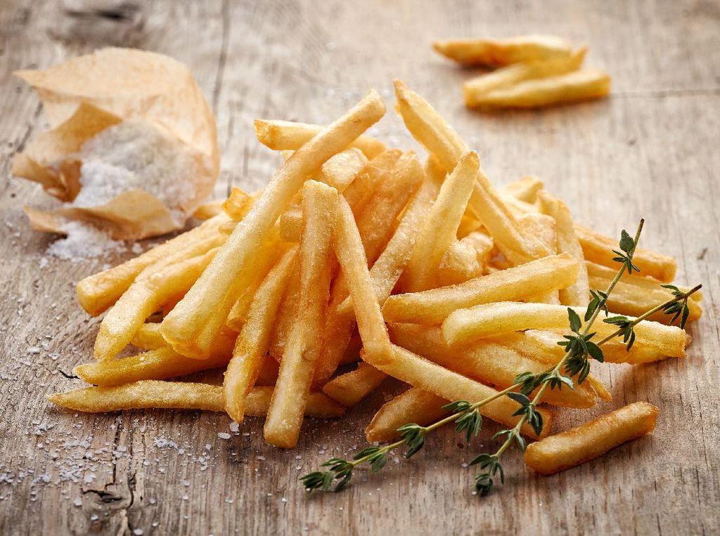 Resep French Fries Renyah Garing ala Nigella Lawson