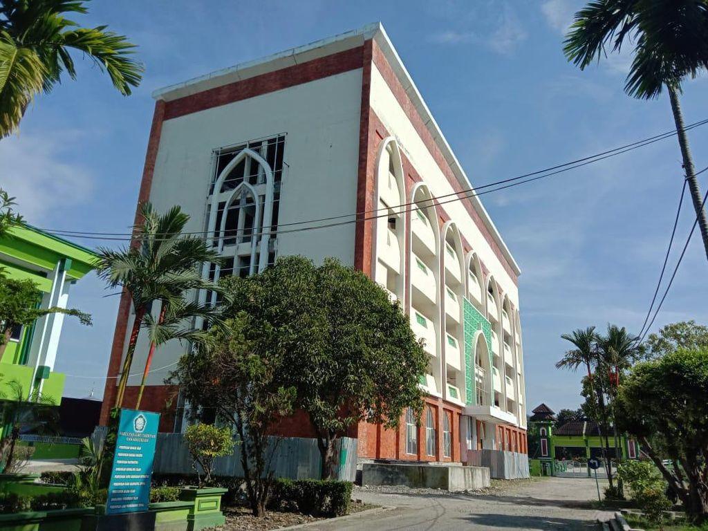 Periksa Eks Rektor UINSU Tersangka Korupsi, Polisi Kebut Penuntasan Berkas