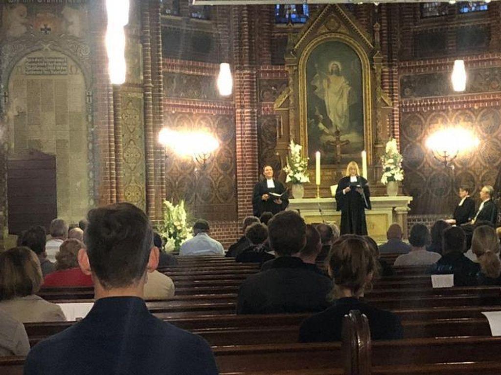 Gereja Jerman Rehabilitasi Pastor Homoseksual Korban Nazi Setelah 75 Tahun