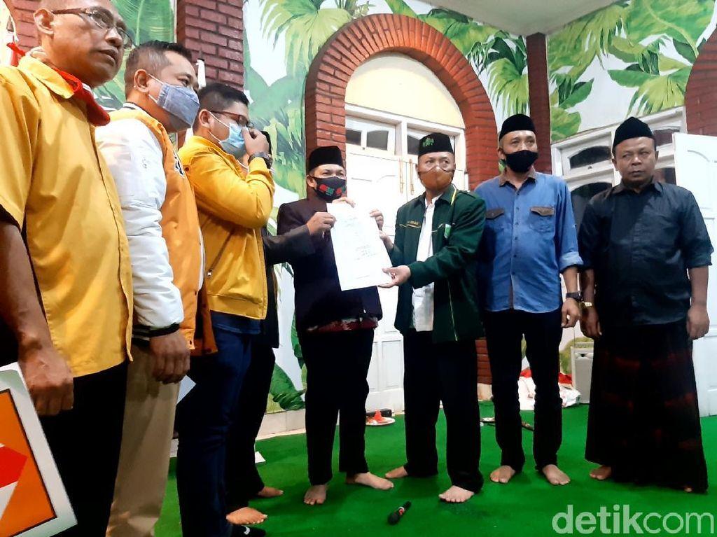 Hanura Resmi Dukung Ngebas Maju Pilkada Kabupaten Semarang