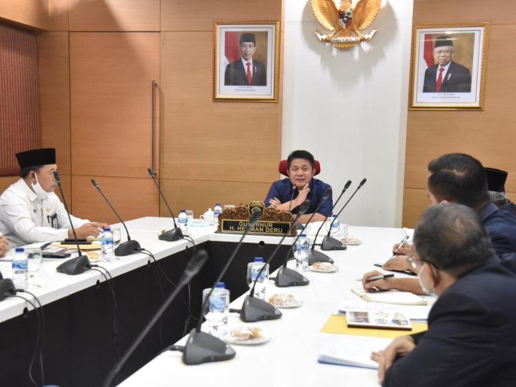 Gubernur Sumsel Perintahkan Percepat Bantuan COVID-19 untuk Mahasiswa