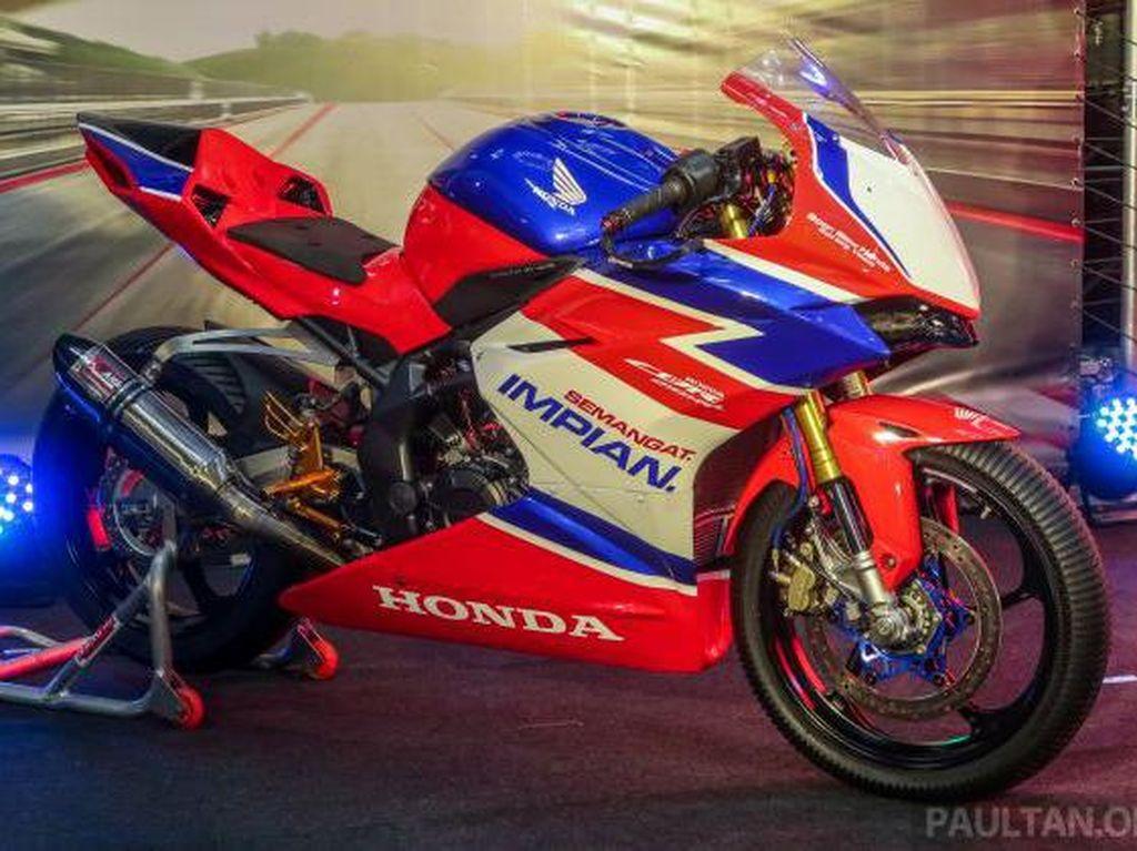 Honda CBR250RR Spek Balap Hanya Dibuat 10 Unit